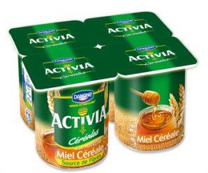 Profitez d'une réduction de 0.50€ pour l'achat du produit Activia Céréales