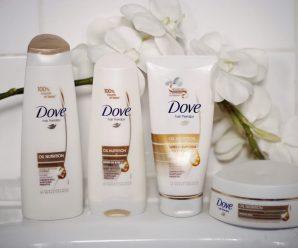 Profitez d'une réduction de 3€ pour l'achat d'un produit Dove de la gamme capillaire
