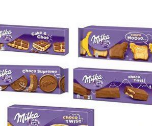 Profitez d'une réduction de 1€ pour l'achat de 3 paquets de Milka Biscuits
