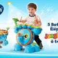 Testez gratuitement la batterie Elephant VTECH
