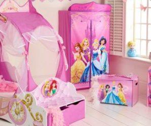 Participez au concours pour tenter de remporter une chambre Cars ou Disney Princesses