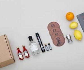 Testez gratuitement la New York Cocktail Box