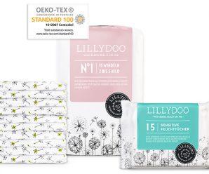 Testez gratuitement la couche Lilydoo pour bébé