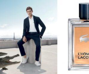 Participez au concours pour tenter de remporter un parfum « L'homme » de Lacoste