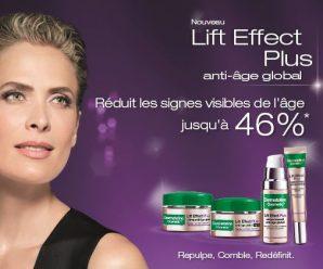 Testez gratuitement la Dermatoline Cosmetic Lift Effect Plus