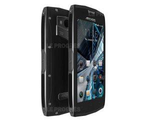 Participez au concours et tentez de remporter un smartphone Archos « Sense 50X Ushuaïa »