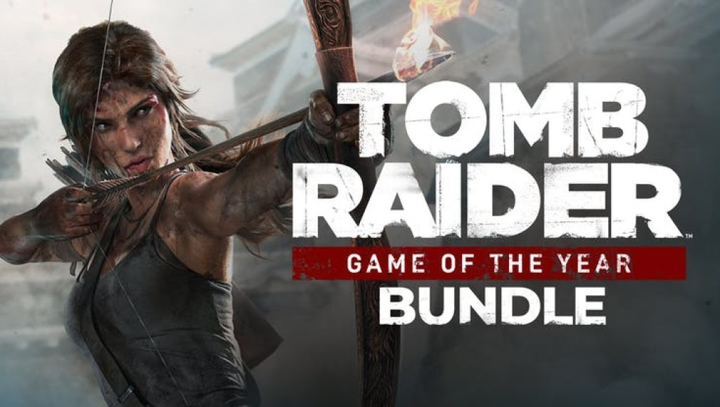 4 30 Tomb Raider Video Game Vouchers Avenue