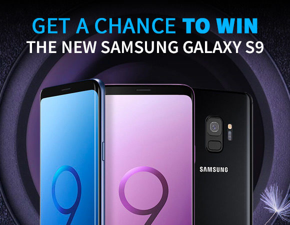 Get a chance to win the new Phone