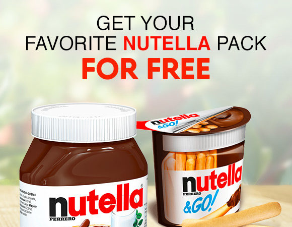 Free Chocolate Spread