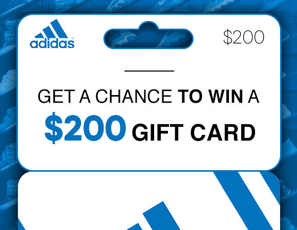 Get a chance to win a $200 gift card
