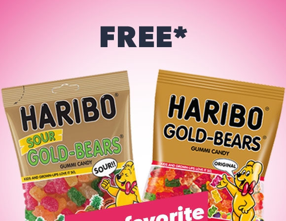 Free Packs of Candy
