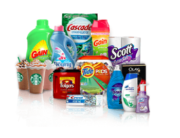 Try products from your favorite brands for free!